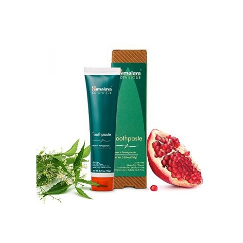 Himalaya Neem and Pomegranate Fluoride